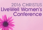 Christus Live Well Women's Conference Contest