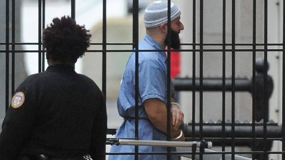 'Serial': More testimony for convicted killer's alibi in Syed case