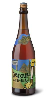 This American Double/Imperial India Pale Ale style brew comes out of Salt Lake City's Uinta Brewing Company. The beer exceeds 9 percent alcohol and features hints of fresh grapefruit and pine.