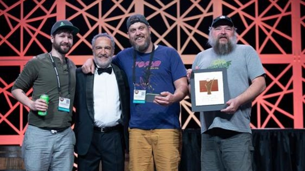 Brew News: Asheville Brewing Company's Ninja Porter wins 2nd World Beer Cup Medal