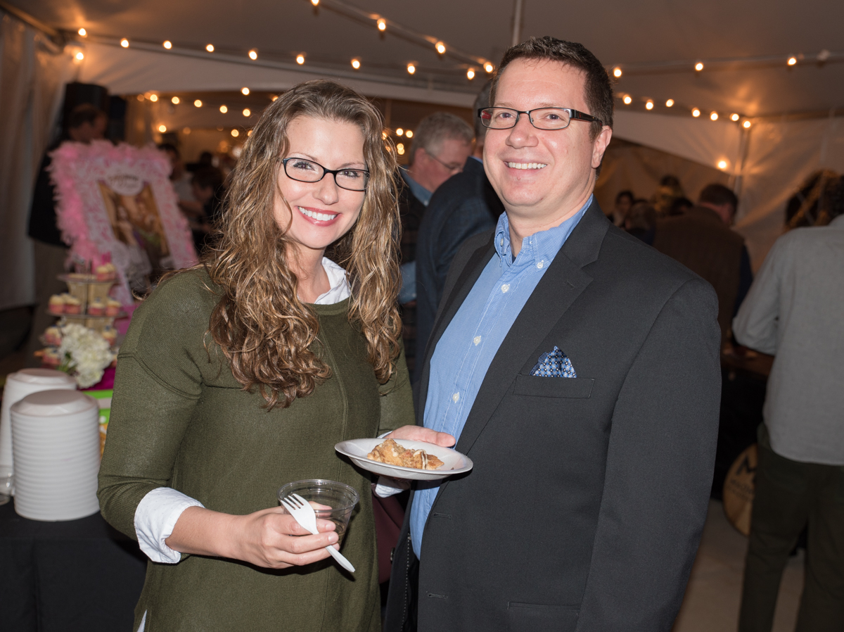 Julie Durham and Eric Fessler / Image: Sherry Lachelle Photography // Published: 2.23.19