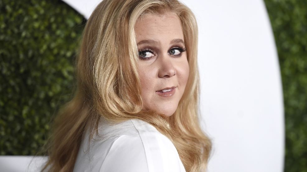 Amy Schumer blasts critics, says she's 'strong and healthy'