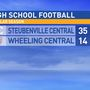 8.25.17 Highlights: Steubenville Central at Wheeling Central