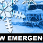 Snow Emergencies: Weather Alert