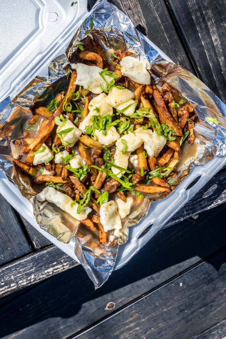 Best of Cincinnati Poutine (vegetarian friendly) / Image: Catherine Viox{ }// Published: 5.2.20