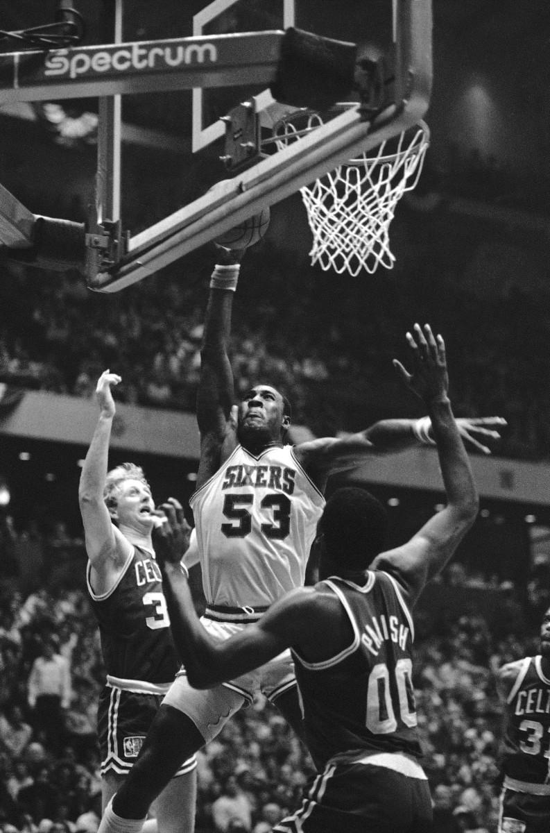 Ex-NBA star, Jazzman Darryl Dawkins, aka 'Chocolate Thunder' has ...