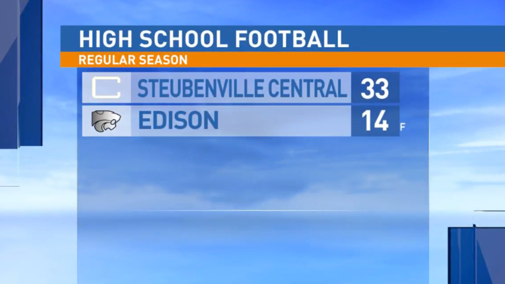 9.14.18 Highlights: Steubenville Central at Edison