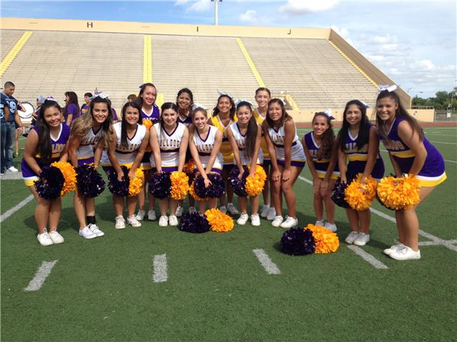 McHi Cheerleaders