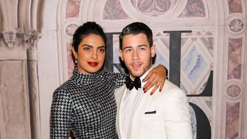 Priyanka Chopra and Nick Jonas take over Indian palace ahead of weekend wedding