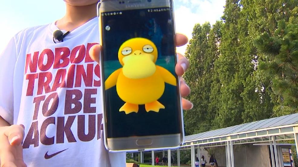pokemon go craze a concern for trespassers komo