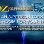 Tornado Safe Room Giveaway