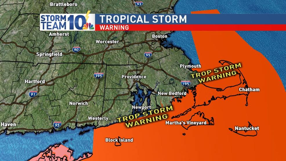 Storm Team 10: Jose will make closest approach today