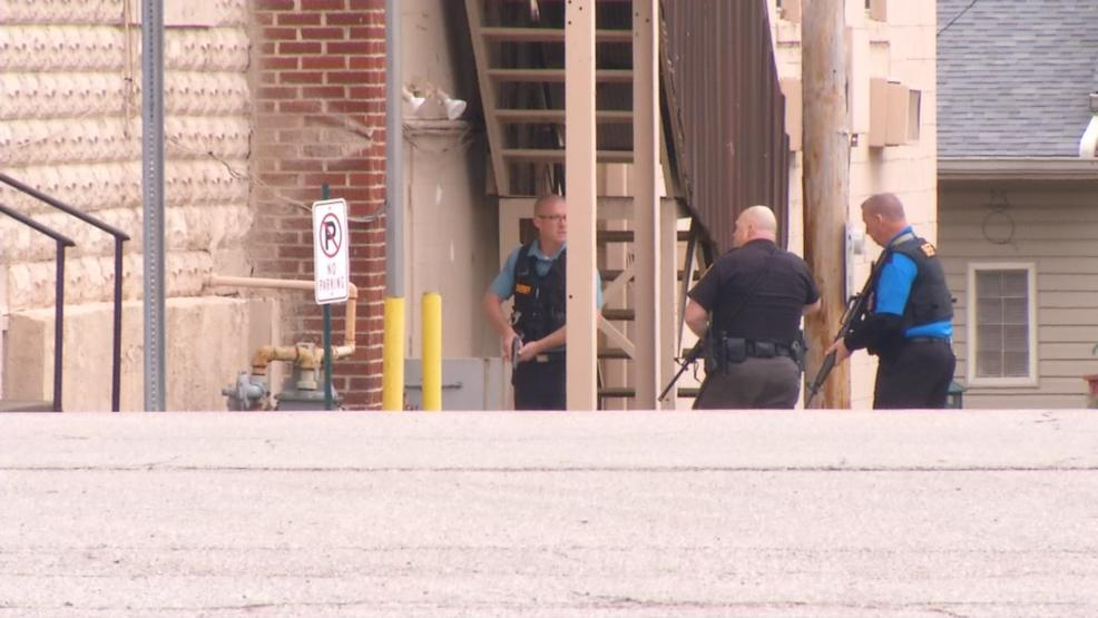 The new Kirkersville Police Chief and two nursing home employees were killed during a shooting in the small Licking County community Friday morning. (WSYX/WTTE)