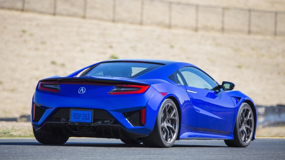 2017 acura nsx coming with 573 hp 0 60 mph time of 3 0 seconds news. Black Bedroom Furniture Sets. Home Design Ideas