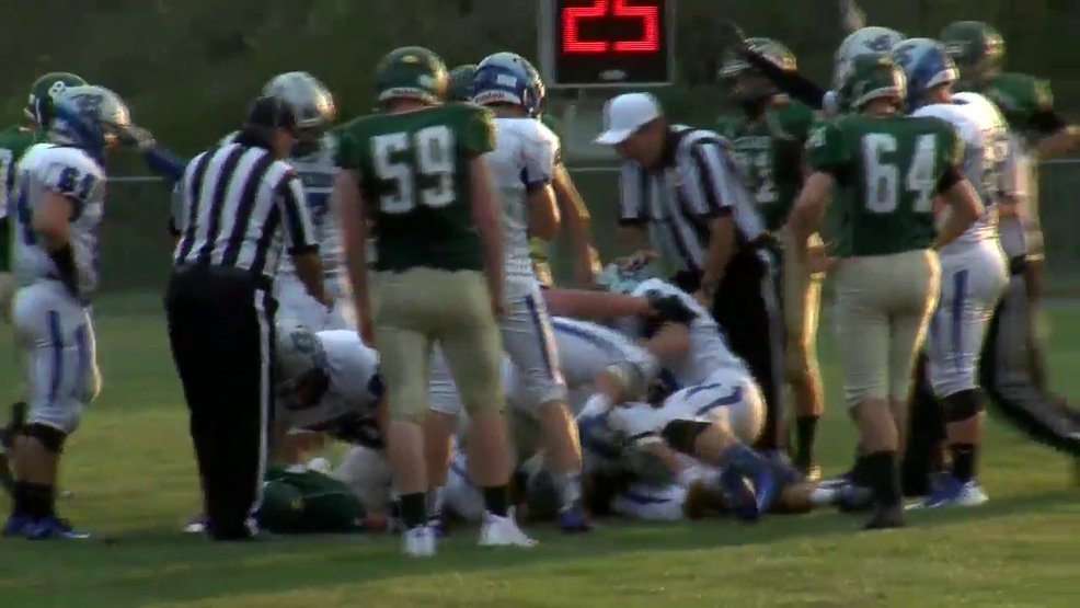 8.26.17 Video - Harrison Central vs. East Hardy - High school football