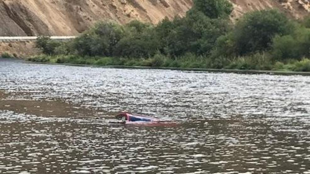 Man S Body Found Inside Car Submerged In Yakima River Kval