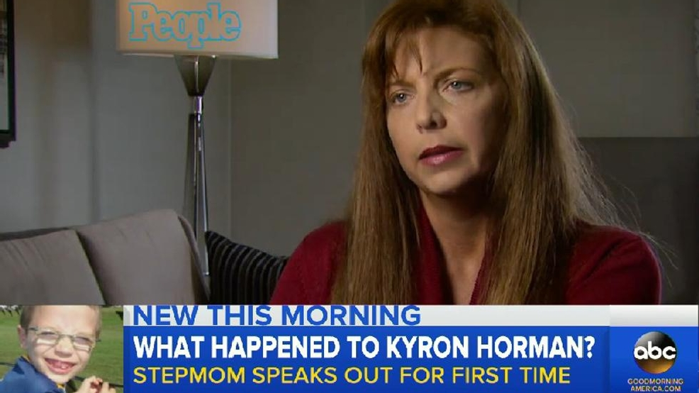 5 years after Kyron Horman goes missing, stepmom gives first